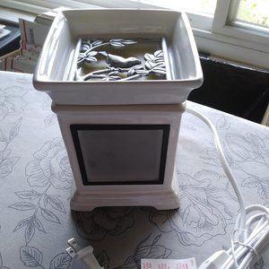 Ceramic 3-piece Nightlight Candle Warmer